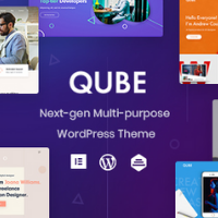 Logo of Qube Theme