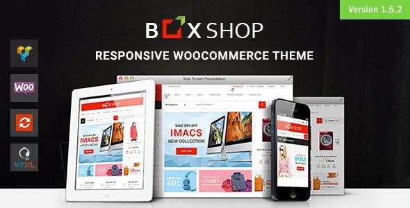 Get BoxShop WooCommerce Theme