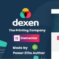 Logo of Dexen Theme