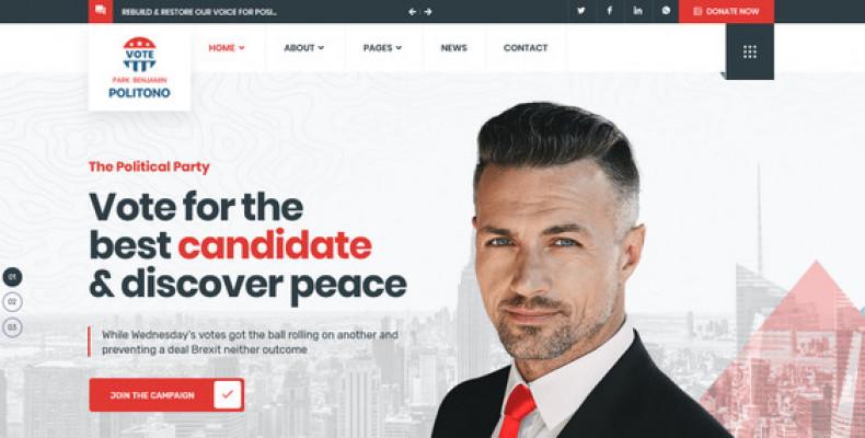 Politono WordPress Theme