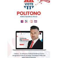 Politono WordPress Template Logo