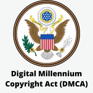 DMCA – Copyright Infringement Policy