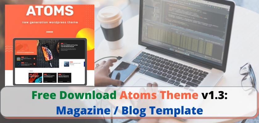 Atoms Theme