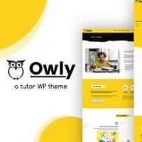 Owly WordPress Theme
