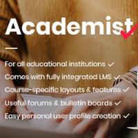 Academist WP Theme