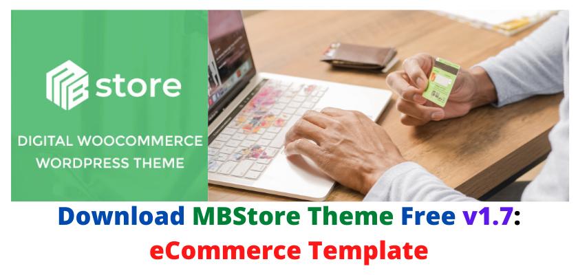MBStore Theme