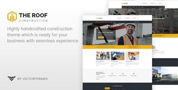 Roof WordPress Theme