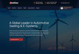 Mobixo WordPress Theme