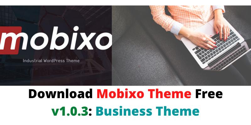 Mobixo Theme